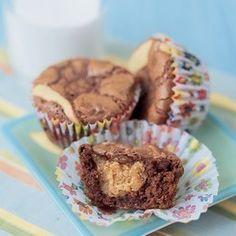 Pb Cup Brownies