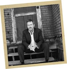 Hugh Laurie's debut blues album will surprise you how good it is. Is there anything this man can't do?