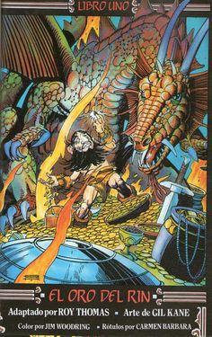 Comic - El Oro del Rin