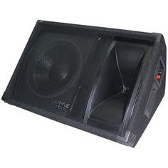 600 Watt 12'' Two-Way Stage Monitor Speaker System
