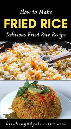 Do you enjoy making fried rice at home? It's an easy, delicious way to use up your leftover rice. Keep on reading for all the tips and tricks you need to know about how to make this Asian treat.