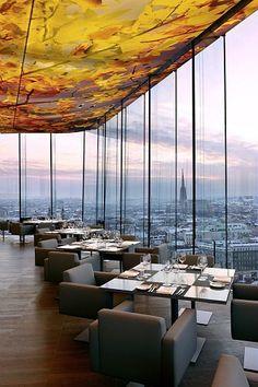 Sofitel Hotel, Vienna. @Jennifer Milsaps L Romo Scholar