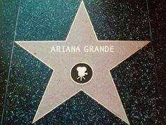 Congrats Ari... Love you. Now i gotta go get a pic next to this too.