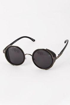 Óculos De Sol Redondos Blinder Retrô Vintage Lennon Ozzy ... 52b9f2c091
