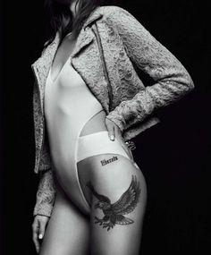Most Amazing Eagle Tattoo Designs