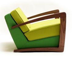 Kustom Sofa - Contemporary Handmade Sofa