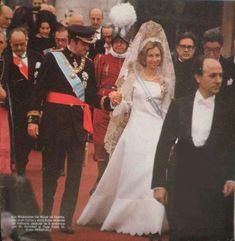 cotilleando:  King Juan Carlos and Queen Sofia at the Vatican, 1977