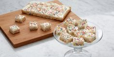 Bake With Anna Olson TV Show recipes on Food Network Canada; your exclusive source for the latest Bake With Anna Olson recipes and cooking guides. New Dessert Recipe, Dessert Bars, Dessert Recipes, Bar Recipes, Recipies, Sugar Cookie Bars, Sugar Cookie Frosting, Bake Sale Recipes, Cookie Recipes