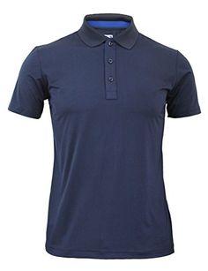BCPOLO Spandex Fabric Sportswear Polo T-shirt Men Casual Daily wear T-shirt-navy XS BCPOLO http://www.amazon.com/dp/B00RYS5Z56/ref=cm_sw_r_pi_dp_ofx7ub00HNN14