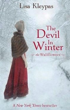 The Devil in Winter by Lisa Kleypas- Love this book. Lisa Kleypas is probably my favorite modern historical romance author.
