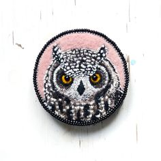 il fullxfull.457807085 bmb1 Detailed Embroidered Brooches by Paulina