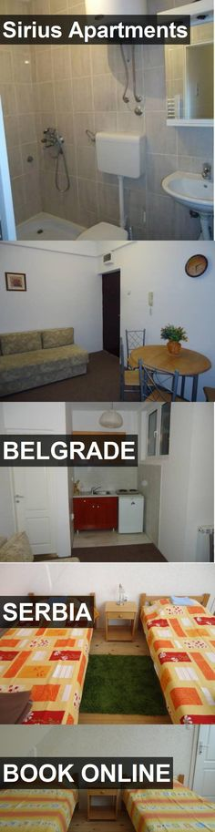 Hotel Sirius Apartments in Belgrade, Serbia. For more information, photos, reviews and best prices please follow the link. #Serbia #Belgrade #SiriusApartments #hotel #travel #vacation