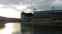 Estadio Vicente Calderon, Madrid Madrid, Football, Soccer, Futbol, American Football