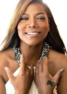 Queen Latifah in MORE Magazine