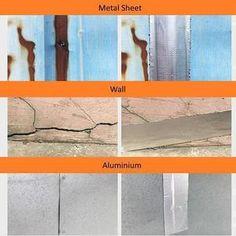 Super Strong Waterproof Tape Butyl Seal Aluminum Foil Magic Repair Adhesive 2021