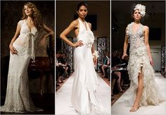 Things to Know about Tropical Wedding Dresses    If you are living in tropical countries and plan to have a summer-wedding, tropical wedding dresses can be a perfect choice for your wedding dress. The main characteristics of tropical wedding dresses are brighter in color, more revealing in cut and lighter in weight