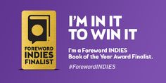 HOSANNA has been selected as a Finalist for the prestigious Foreword INDIES Book of the Year Award