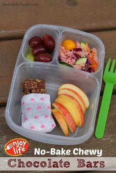 {Enjoy Life Foods Friday} Boom Choco Boom™ Lunchbox Fun #AllergyFriendly #GlutenFree  #EasyLunchboxes