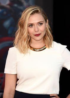 Deixe os fios secarem naturalmente e copie os looks de it girls como Kate Moss e Ashley Olsen