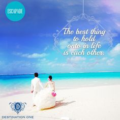 #live #love #beach #wedding #romance #beauty #nature #sand #together #walk #soul #heart #couple #waves #water #beginning #happiness