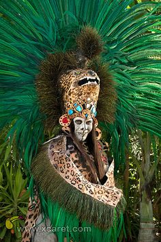 Xcaret opens its doors to the world of the Maya Charles Freger, Aztec Warrior, Inka, Aztec Art, Mesoamerican, Arte Popular, Mexican Art, Art Graphique, World Cultures