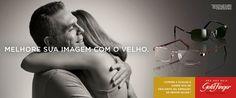 Cartaz (PDV) de Dia dos Pais para a Gold Finger Joalheiros