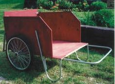 The Homestead Survival: How To Make A Homestead Cart - So Many Uses !