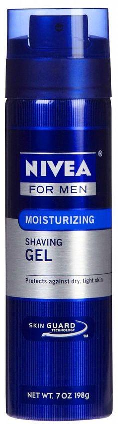 Nivea for Men Shave Gel Moneymaker at Walgreens!