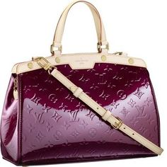 I have never had a Louis Vuitton anything. I want my first one to be this  bag  Louis Vuitton Brea MM Rouge Fauviste. c44837bcf0