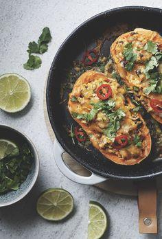 Glutenfri mexicanske både