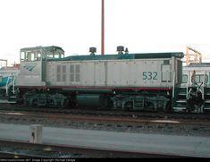 Amtrak 532 Amtrak Engine 532 At The Providence Amtrak Receiving Yard In Providence, RI Ho Trains, Train Engines, Diesel Locomotive, Goats, Toronto, Engineering, June, United States, Yard