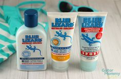 Protect Your Family with Blue Lizard Sunscreen & Giveaway - Gator Mommy Reviews