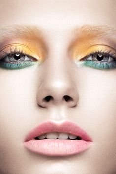 """""""FIVE ELEMENTS"""" for TWO Magazine Issue 17 by Ruo Bing Li, via Behance"""