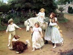 john elsley   ARTUR JOHN ELSLEY un pittore straordinario