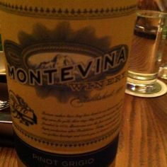 Favorite wine at Mill Valley, Minneapolis