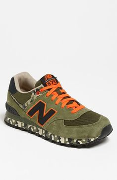 New Balance '574 Camo' Sneaker   Nordstrom. New Balance in the camo print game.