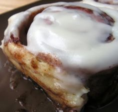 This turned out to be the best cinnamon rolls I've ever made. Follow recipe and they will be exactly like Cinnabon.