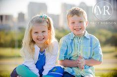 Family Photo Shoot in Butler Park • Austin, TX