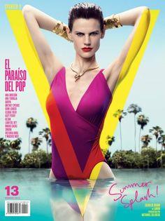 V magazine julio 2012
