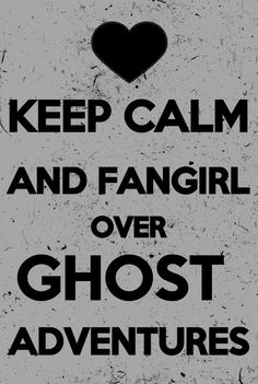 Every Friday <3 #GhostAdventures