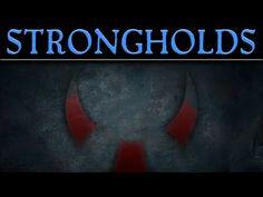"""Demonic Strongholds""  --  --  Alan Horvath"