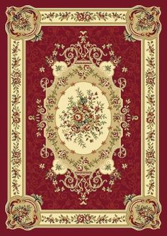 5X7 CLASSIC HEAT SET PILE AREA RUGS PLEASE SEE CLOSE UP PILE PHOTO