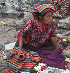 The Center for Maya Textiles - Chichicastenango