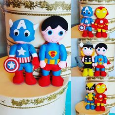#Superheroes