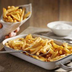 #Verse #friet met een 'huisgemaakte' uitstraling: Pom Artisan 8 mm.