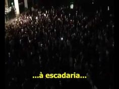 Amanhã vai ser maior! [Legendado] - Manifestantes em Brasilia [ARREPIANTE]