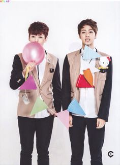 Bts Jungkook and Jin for Ceci 2014 October Magazine issue