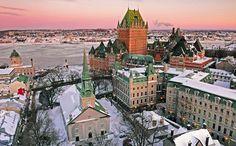 魁北克城 - Google 搜索