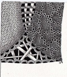 Detailed Zentangle | Recent Photos The Commons Getty Collection Galleries World Map App ...
