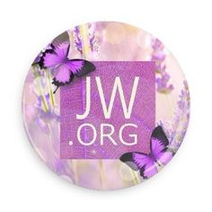 We were able to order this beautiful button pin for the JW Atlanta international convention thru www.wackybuttons.com.This company does wonderful work and pricing is very reasonable